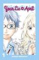 Your Lie in April 1 - Naoshi Arakawa