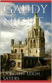 Gaudy Night (Lord Peter Wimsey #12) - Dorothy L. Sayers