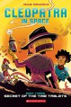 Secret of the Time Tablets (Cleopatra in Space #3) - Mike Maihack