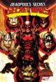 Deadpool's Secret Secret Wars - Marvel Comics