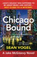 Chicago Bound: A Jake McGreevy Novel - Sean Vogel