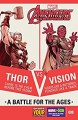 Marvel Universe Avengers: Ultron Revolution (2016-2017) #8 - Joe Caramagna, Various