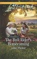 The Bull Rider's Homecoming (Blue Thorn Ranch) - Allie Pleiter