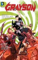 Grayson Vol. 2 (The New 52) (Grayson (the New 52)) - Mikel Janin, Tom King, Tim Seeley