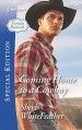 Coming Home to a Cowboy (Family Renewal) - Sheri WhiteFeather