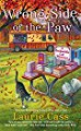 Wrong Side of the Paw (A Bookmobile Cat Mystery) - Laurie Cass