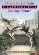Catwings Return - S.D. Schindler, Ursula K. Le Guin