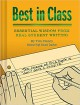 Best in Class: Essential Wisdom from Real Student Writing - Tim Clancy, Johnny Sampson
