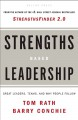 Strengths Based Leadership: Great Leaders, Teams, and Why People Follow - Barry Conchie, Tom Rath