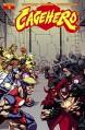 Cage Hero #4: Digital Exclusive Edition - Ian Parker, Rik Hoskin, Kevin Eastman, Renato Rei