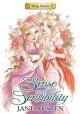 Sense and Sensibility - Manga - Jane Austen