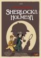 Cztery śledztwa Sherlocka Holmesa (komiks paragrafowy) - CED