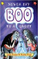 Never Say Boo to a Ghost: And Other Haunting Rhymes - John Foster, Korky Paul