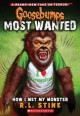 Goosebumps Most Wanted #3: How I Met My Monster (Goosebumps: Most Wanted) - R.L. Stine