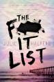 The F- It List - Julie Halpern