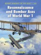Reconnaissance and Bomber Aces of World War 1 (Aircraft of the Aces) - Jon Guttman, Harry Dempsey