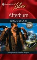 Afterburn (Harlequin Blaze) - Kira Sinclair