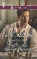Griffin Stone: Duke of Decadence (Dangerous Dukes) - Carole Mortimer