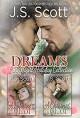 Dreams: A Valentine's Dream / A Christmas Dream - J.S. Scott, Lane Parker