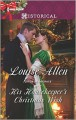 His Housekeeper's Christmas Wish (Lords of Disgrace) - Louise Allen