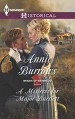 A Mistress for Major Bartlett (Brides of Waterloo) - Annie Burrows