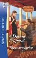 A Decent Proposal (The Bachelors of Blackwater Lake) - Teresa Southwick