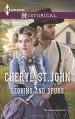 Sequins and Spurs (Harlequin Historical) - Cheryl St.John