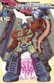 Transformers Vs Gi Joe #6 - Tom Scioli