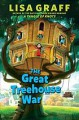 The Great Treehouse War - Lisa Graff