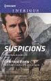 Suspicions (The Battling McGuire Boys) - Cynthia Eden