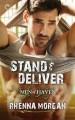 Stand & Deliver - Rhenna Morgan