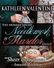 The Monday Night Needlework & Murder Guild - Kathleen Valentine