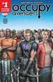 Occupy Avengers (2016-) #1 - David Walker, Carlos Pacheco, Agustin Alessio