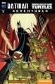 Batman/Teenage Mutant Ninja Turtles Adventures #1 (of 6) - Matthew Manning, Jon Sommariva