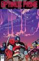Optimus Prime #13 - John Barber, Livio Ramondelli