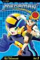 MegaMan NT Warrior, Vol. 1 - Ryo Takamisaki