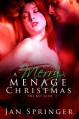 A Merry Menage Christmas - Jan Springer