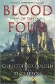 Blood of the Four - Tim Lebbon, Christopher Golden
