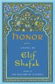 Honour - Elif Shafak