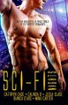 Sci-fi Nights: Alpha bad boys & wild girls of futuristic romance - Mina Carter, Bianca D'Arc, Jessa Slade, Cathryn Cade, Calinda B