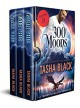 300 Moons Collection 1: A BBW Paranormal Shifter Romance Box Set (300 Moons Collections) - Tasha Black
