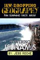 Jaw-Dropping Geography: Fun Learning Facts About Towering Tsunamis: Illustrated Fun Learning For Kids (Volume 1) - Jess Roche