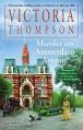 Murder on Amsterdam Avenue (Gaslight Mystery) - Victoria Thompson