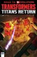 Transformers: Titans Return - Mairghread Scott, James Roberts, John Barber, Livio Ramondelli