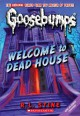 Welcome to Dead House (Classic Goosebumps, #13; Goosebumps, #1) - R.L. Stine