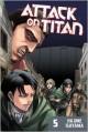 Attack on Titan, Volume 5 - Hajime Isayama
