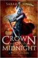Crown of Midnight (Throne of Glass Series #2) - Sarah J. Maas