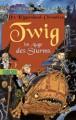 Twig im Auge des Sturms (Die Klippenland-Chroniken, #3) - Paul Stewart, Chris Riddell