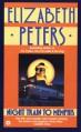 Night Train to Memphis - Barbara Mertz, Elizabeth Peters