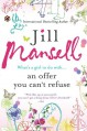 An Offer You Can't Refuse - Mansell, Jill Mansell